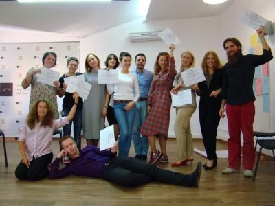 У Києві відбувся тренінг «Базові навички медіації»
