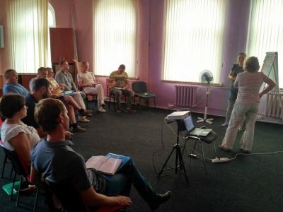 В Сумах відбувся тренінг «Фандрейзинг: основні поняття та принципи» для учасників АТО