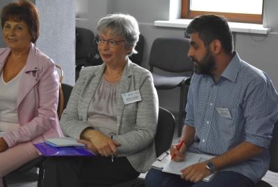 Нікола Сагден: «Мережа вирішення конфліктів у Ньюкаслі - це соціальний клей по всьому місту»