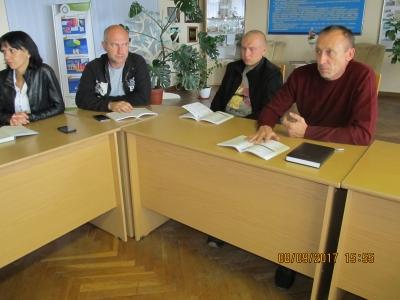 В місті Хмільник обговорили питання забезпечення учасників АТО безкоштовними ліками та лікуванням.