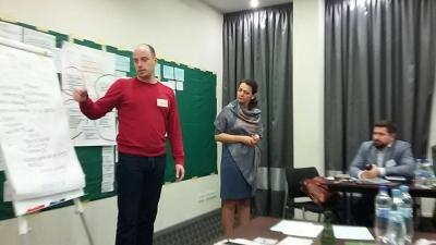 Відбулась друга зустріч експертів з розробки моделі безпечної громади