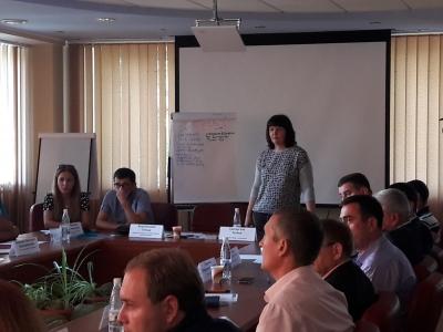 В рамках проекту РДР в Краматорську обговорили проблеми пільгових перевезень
